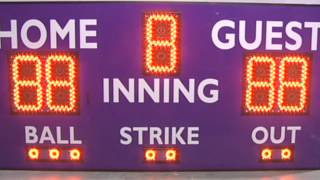 Scoreboard Service Company - Outdoor Scoreboard Wireless Receiver  Replacement