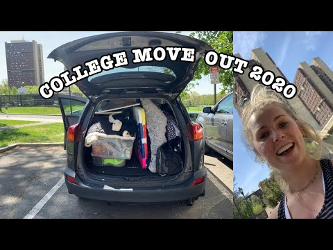COLLEGE MOVE OUT: freshman year | UMASS AMHERST |
