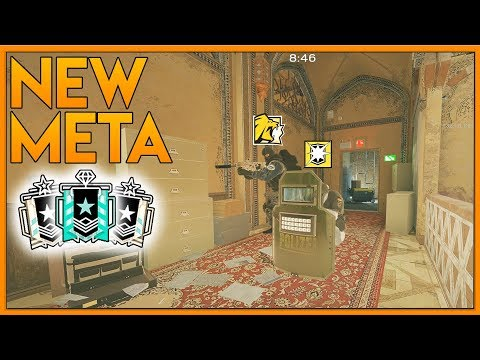 *NEW* The New Meta Cant Be Stopped  - Rainbow Six Siege Funny Moments Operation Chimera
