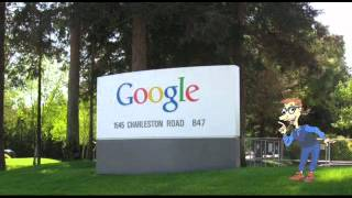 Drew Pickles Goes To Googleplex