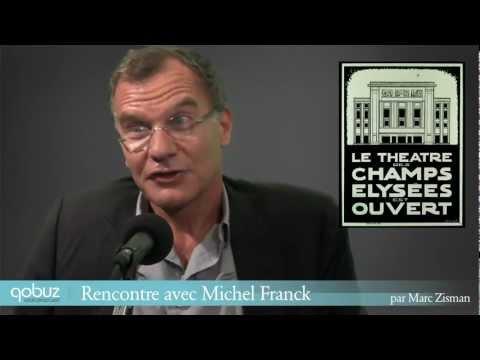 Les 100 ans du Sacre du Printemps et du Théâtre des Champs-Élysées, par Michel Franck