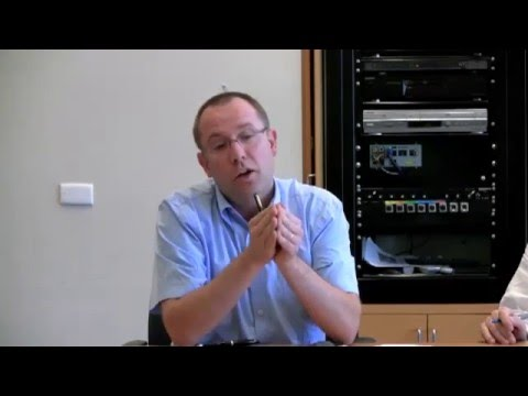 Orpheus Institute visit to the QCRC (part 1) (2009)