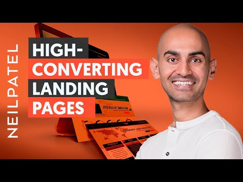 The Anatomy Of A High Converting Landing Page | Conversion Rate Tips