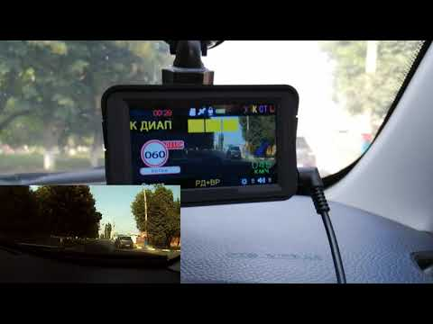 Karadar 3 в 1 автомобильный лазерный радар-детектор 1080p DVR GPS-рекордер Dash Cam для России