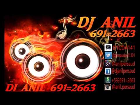 DJ ANIL BAD GAL MIX