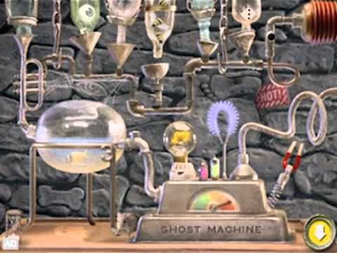 LeapFrog Game App: Scholastic: I SPY Spooky Mansion