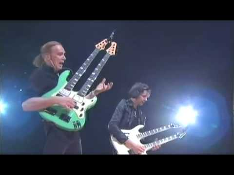 Mr  Big   Paul Gilbert and Billy Sheehan Solo 2009 Live in Budokan
