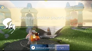 Quest: Recharge Another Player's Light - Sky: Children Of The Light
