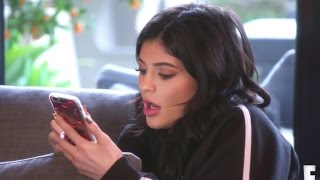 Kylie Jenner Speaks Out On Pregnancy Rumors On KUWTK