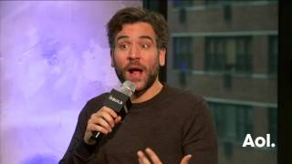 Josh Radnor And Elizabeth Reaser Talk About Their Theater Production,