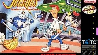 The Jetsons: Invasion of the Planet Pirates Video Walkthrough