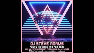 Funky Nu-Disco Mix Feb 2020