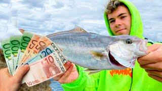 El que CONSIGA PESCAR el PEZ más GRANDE GANA 1.000€