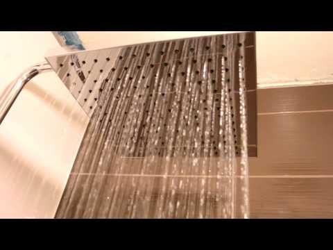 Тропический душ для ванной. Тропический душ с подсветкой воды. Светодиодный душ. Тропический душ со смесителем.