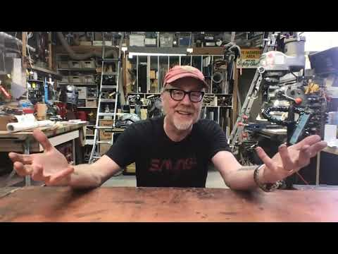 Adam Savage Answers Your Questions (9/7/2020, Part 1)