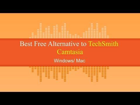 Best Free Alternative to TechSmith Camtasia