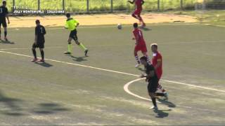 Jolly Montemurlo-Colligiana 1-2 Serie D Girone E
