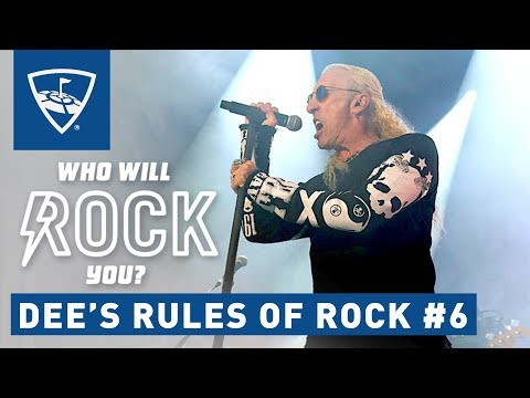 Who Will Rock You? | Season 2: Episode 7 - Dee Snider: How To Dress Like A Rockstar | Topgolf