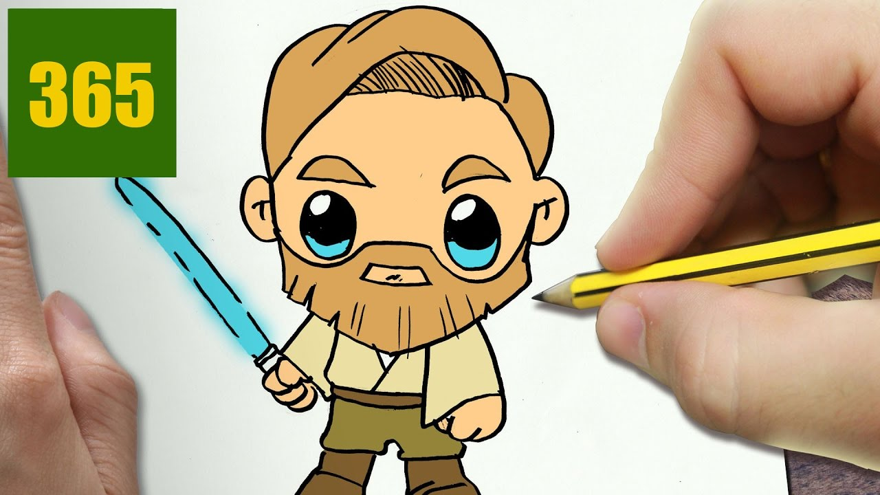 Dessin Kawaii Star Wars