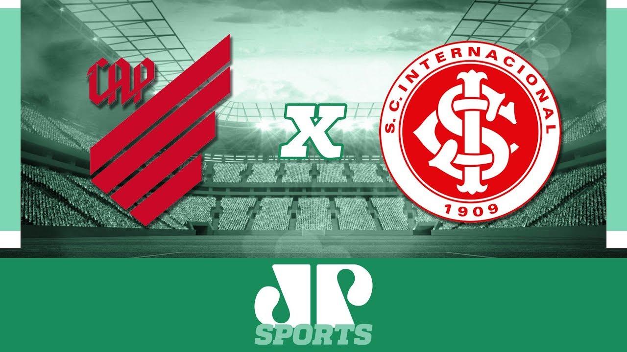Athletico Pr 1 X 0 Internacional 11 09 19 Copa Do Brasil Youtube