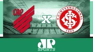 Athletico PR 1 x 0 Internacional - 11/09/19 - Copa do Brasil