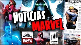 ¡DIEZ NOTICIAS MARVEL! ¿IRON MAN vuelve? ADIÓS A SPIDER-MAN, Nuevo origen para DOOM y mucho más.