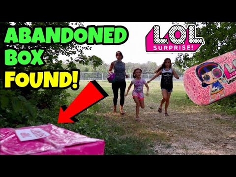 LOL SURPRISE! SERIES 4 | ABANDONED MYSTERY...