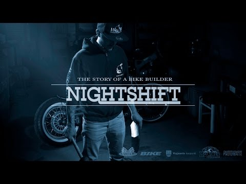 Nightshift - The story of a bike builder  (English subtitles)