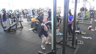 7/2/2013 練習施設がオープンしていないので、Fitness Centerで練習。 2...