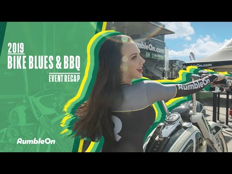Bikes, Blues & BBQ Motorcycle Rally 2019 | Fayetteville, AR