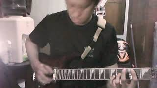 When love and hate collide (Def Leppard) cover by Agung