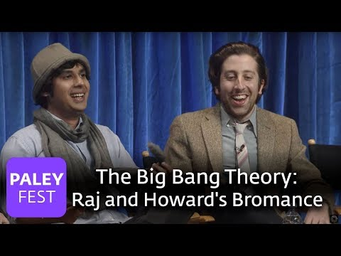 The Big Bang Theory  Simon Helberg and Kunal Nayyar Discuss Their Bromance