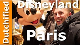 Disneyland Paris - Characters, Rides, Parade and More