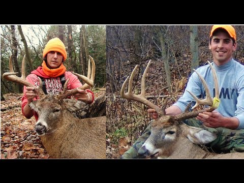 2011 Pa Rifle Buck Season Opening Day