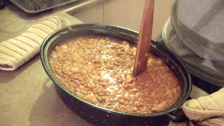 Some Good Old Fashioned Baked Beans !!