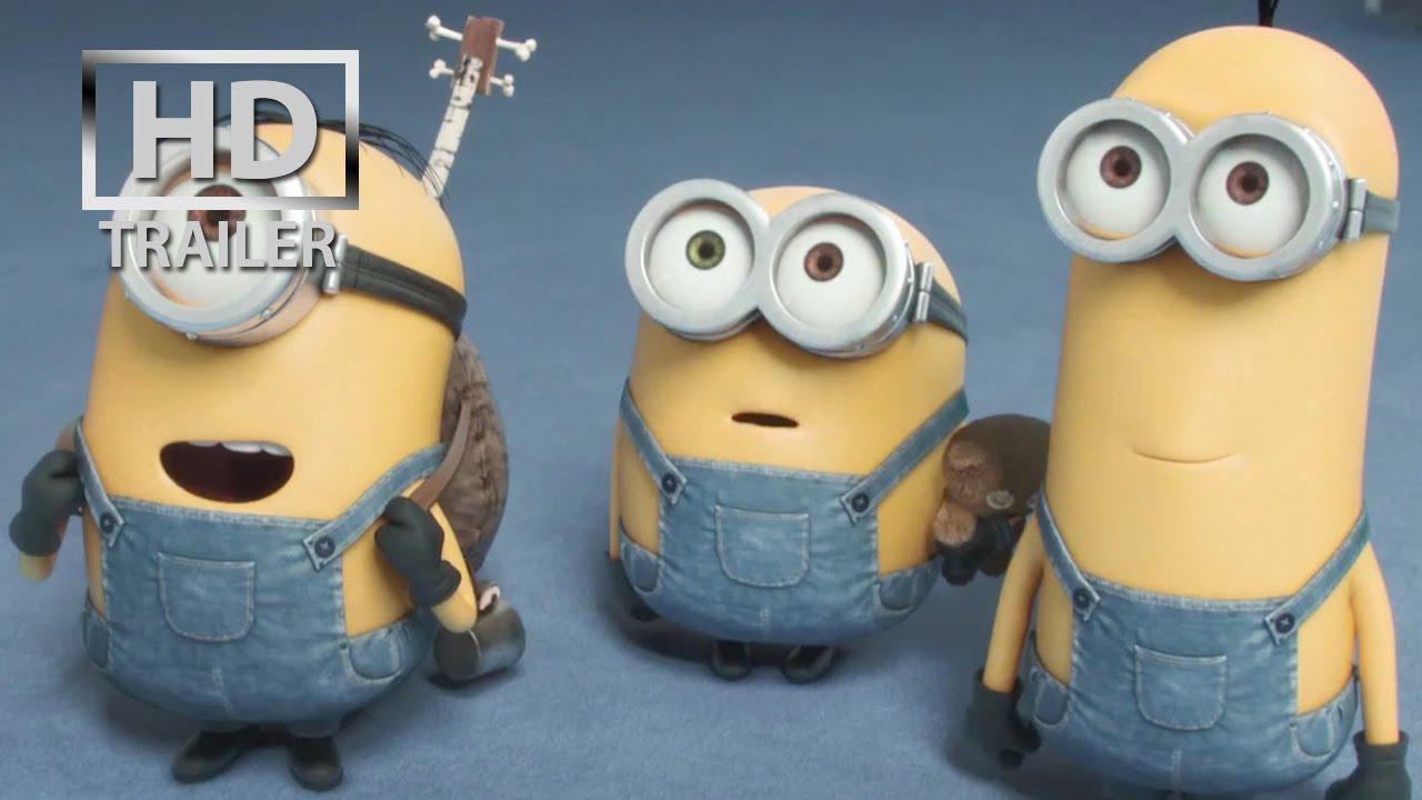 Minions - Despicable Me 3 | Official Trailer #2 (2015 ...