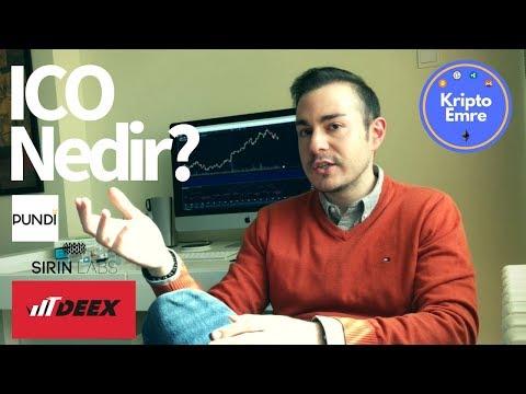Смотреть ICO Nedir? ICO Yatırımı Nasıl Yapılır? онлайн