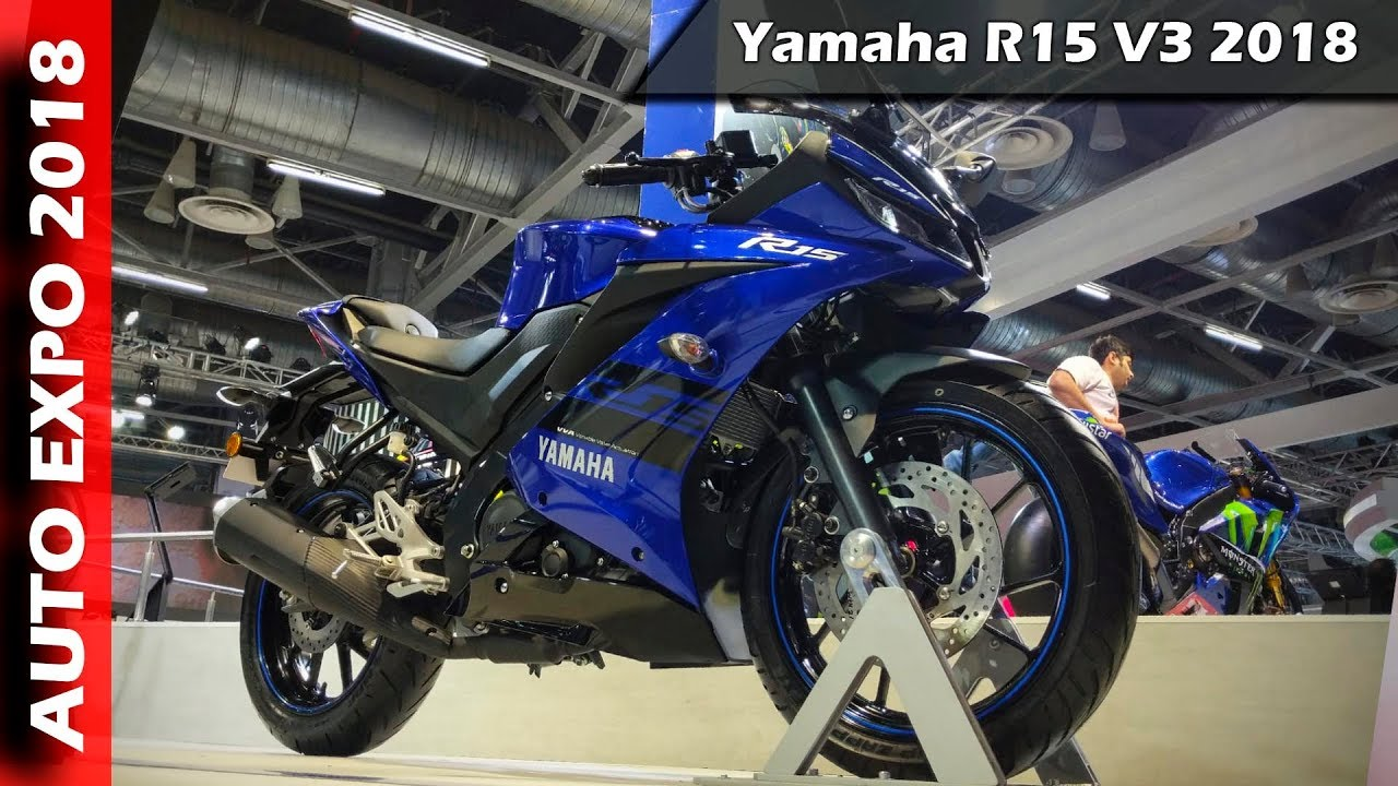 Yamaha R15 V3 Accessories & Racing Kit - Price, Details