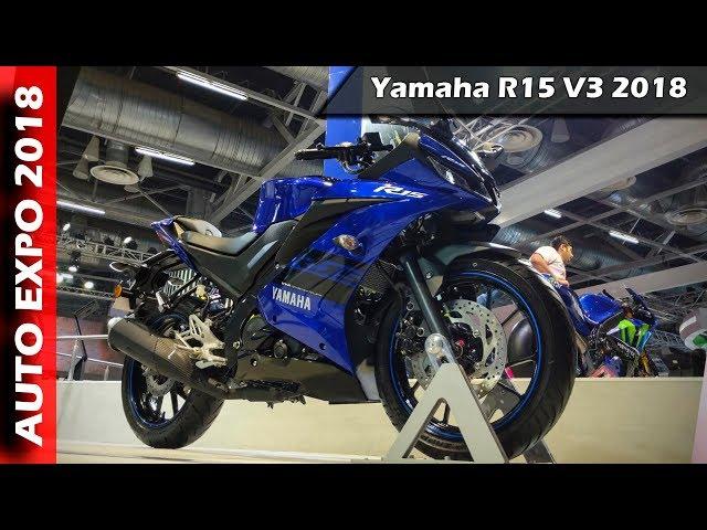 Yamaha R15 V3 Accessories & Racing Kit - Price, Details