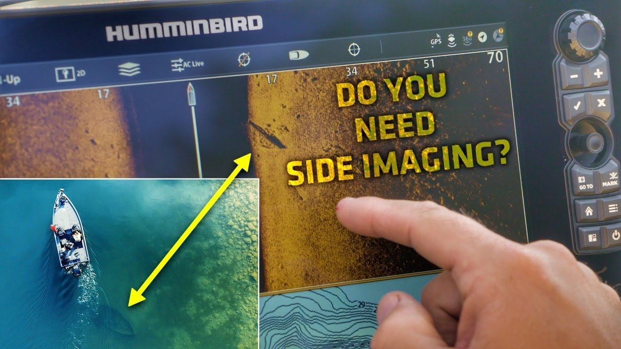Is side imaging fish finder technology right for you for Side imaging fish finder