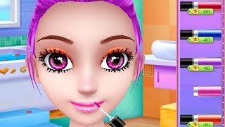 Fun Girl Care Kids Games - Girl Squad BFF in Style - Play Spa, Nail Salon, Makeover Fun By Coco Play