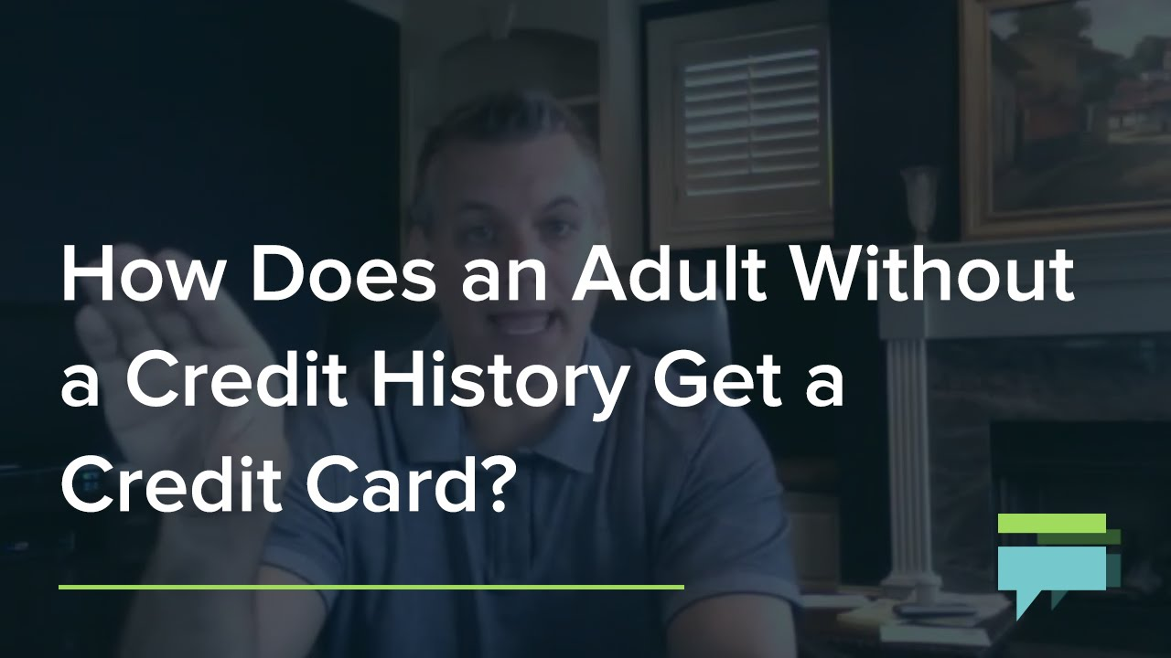 how to build credit history without a credit card