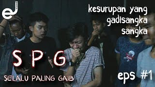 SPG #EPS1 | HANTU SAYANG JANGAN (info giveaway)