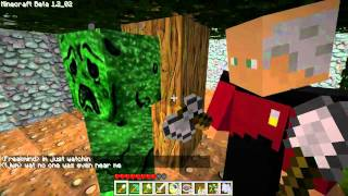 One of GassyMexican's most viewed videos: Charlie The Gentle Creeper (Multiplayer Minecraft)