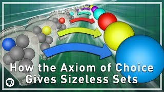 How the Axiom of Choice Gives Sizeless Sets | Infinite Series