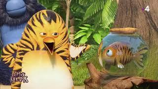 Les as de la jungle saison 2 épisode 30 Doudou marcel