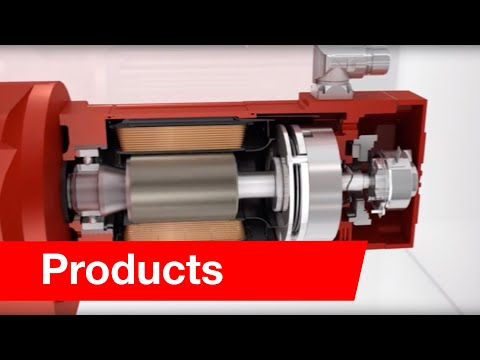 SEW CMP Synchronous Servomotors The basis for successful automation solutions | SEW-EURODRIVE