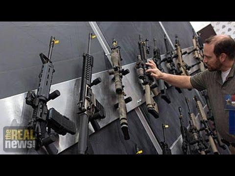 American Journal of Medicine: Higher gun ownership equals higher gun violence
