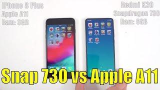 Redmi K20 Liệu Có Nhanh Hơn IPhone 8 Plus Hay Không Đa Nhiệm Có Kém Không