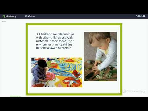 The Reggio Emilia Preschool Philosophy